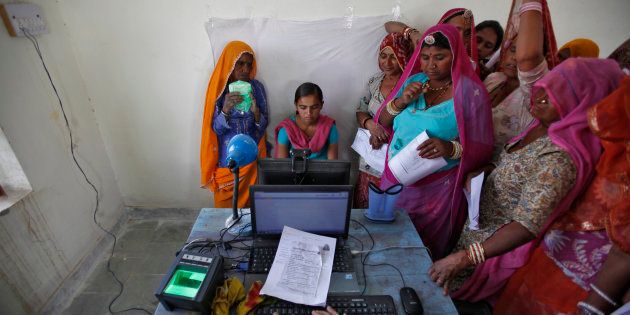 The Supreme Court's majority judgement said that Aadhaar being mandatory to access welfare schemes was...