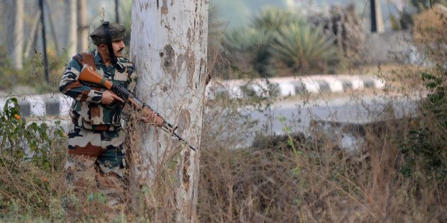 LeT Terrorist Killed In Encounter In Jammu And Kashmir's Bandipora