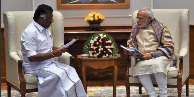 Jallikattu Matter Is Sub-Judice, PM Modi Tells Tamil Nadu CM O
