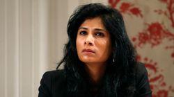 Indian-Origin Harvard Professor Gita Gopinath Appointed As IMF Chief