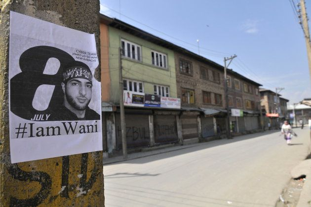 Burhan Wani, the Hizb's most popular face, was killed by Indian security forces on 8 July