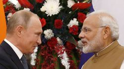 India, Russia Sign S-400 Defence System Deal On Fringes Of Bilateral