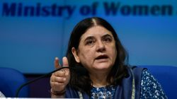 Maneka Gandhi Says She Is 'Very Happy' That The #MeToo Movement Has Started In