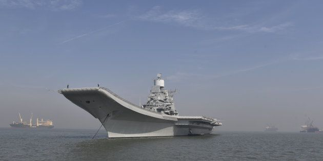 INS Vikramaditya Will Become India's First Warship To Have An