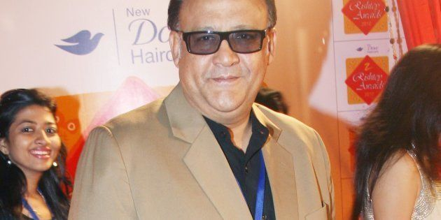 Actor Alok Nath in a file