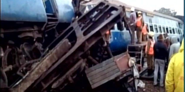 UPDATE: Toll Rises To 36 As Jagdalpur-Bhubaneswar Express