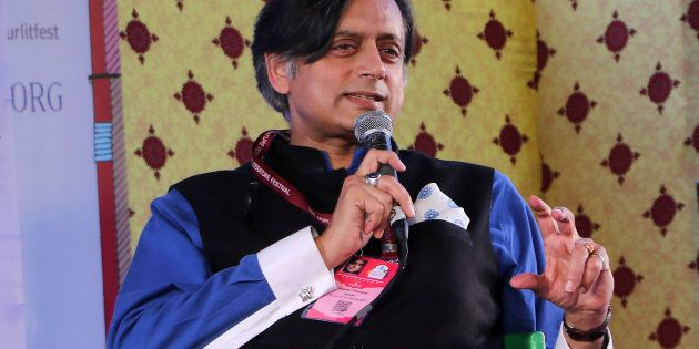 It's Easiest To Pay Lip Service To Gandhi: Shashi Tharoor At Jaipur Literature Festival