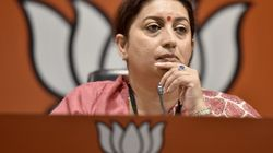 #MeToo: Smriti Irani Says MJ Akbar Better Positioned To Speak About Allegations Against