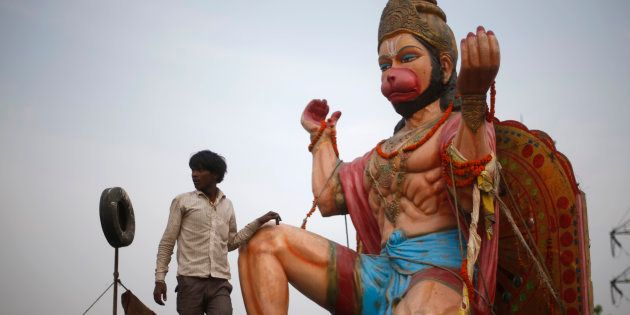 Brother, Healer, Protector: India's Favourite God Hanuman Is Celebrated At Jaipur Literature Festival
