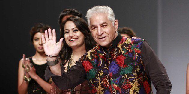 Actor Dalip Tahil, Ex-Congress MLA Krishna Hegde Join