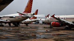 Air India Flight Attendant Falls Off Plane In Mumbai Before