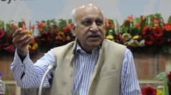 #MeToo: MJ Akbar Files Defamation Case Against Journalist Priya