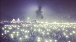 Bryan Adams Put Up A Photo From His Concert In Delhi And It Shows Just How Bad The Pollution