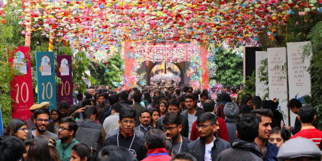 The Good, The Bad And The Gossip From The Jaipur Literature Festival