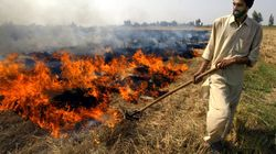 Delhi Air Pollution: Efforts To Curb Smog May Fail As Farmers In Haryana, Punjab Set Fire To