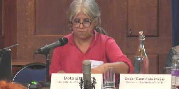 Activist Bela Bhatia Attacked, Goons Threaten To Kill Her If She Doesn't Leave Bastar In 24