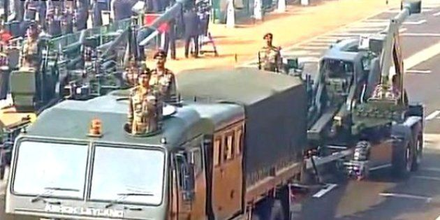 India's Indigenous Artillery Gun 'Dhanush' To Be Showcased At Republic Day Parade For The First