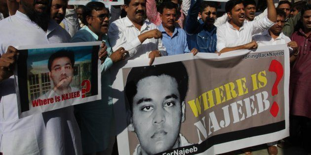 Don't Feel Insecure, Delhi HC Tells Students Who Refused To Take Lie Detector Test in Najeeb Ahmad