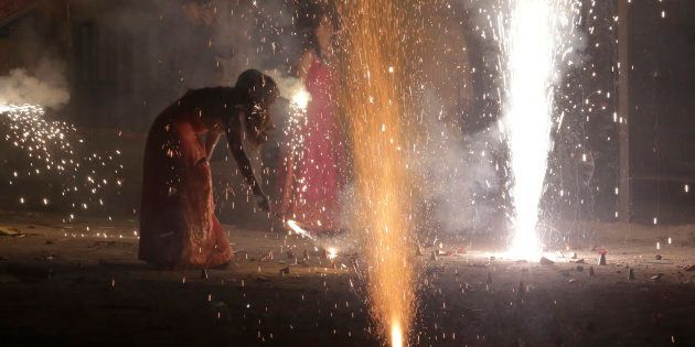 On 9 October last year, the top court had temporarily banned the sale of firecrackers ahead of