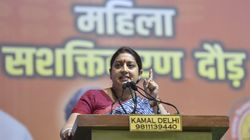 Smriti Irani On Sabarimala: 'Would You Carry Napkin Seeped With Menstrual Blood Into A Friend's