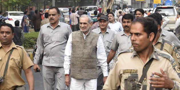 SIT Moves Delhi High Court For Cancellation Of Bail To Sajjan Kumar In 1984 Anti-Sikh Riots
