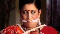 Smriti Irani Takes To Instagram To Clap Back On Trolling Over 'Sanitary Pad'