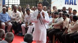 CBI Feud: Rahul Gandhi Detained After Congress Protest In New Delhi Against Removal Of Alok