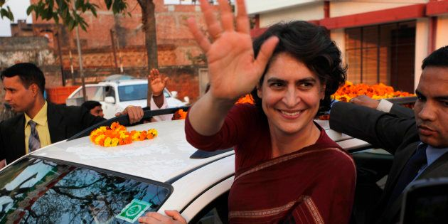 Priyanka Gandhi Has The Perfect Come Back For Sexist Remarks By BJP MP Vinay