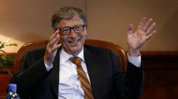 Bill Gates Could Become World's First Trillionaire: Oxfam
