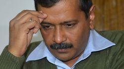 Delhi CM Arvind Kejriwal Receives Death