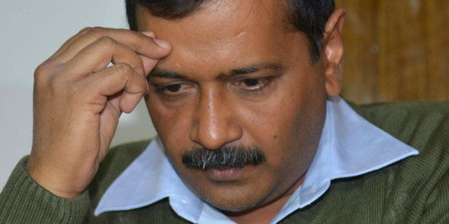 Delhi CM Arvind Kejriwal Receives Death