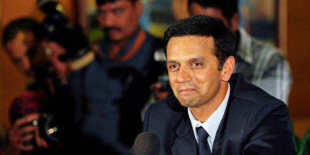 Indian cricket player Rahul