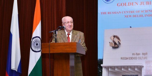 Russian Ambassador To India, Alexander Kadakin, Dies At