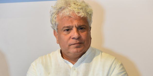 Suhel Seth in a file