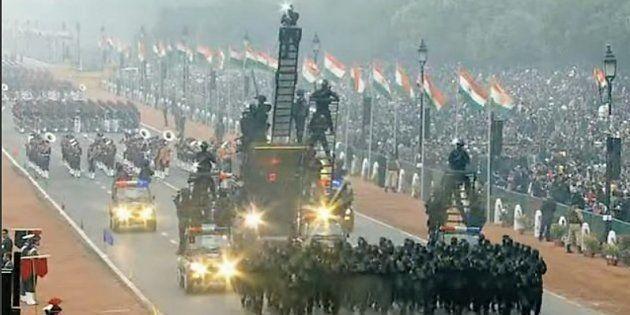 NSG Commandos at the Republic Day