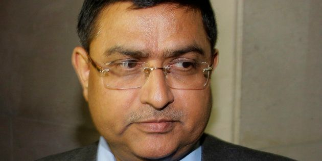 Rakesh Asthana of India's Central Bureau of Investigation in a file