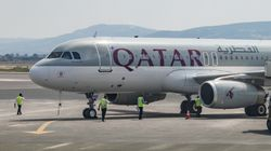 Water Tanker Hits Qatar Airways Aircraft In Kolkata Leaving Passengers