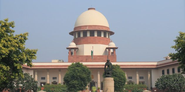 Supreme Court of India in a file