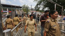 Sabarimala Protests: 52-Year-Old Woman Injured In Protests, Another Woman Returns From