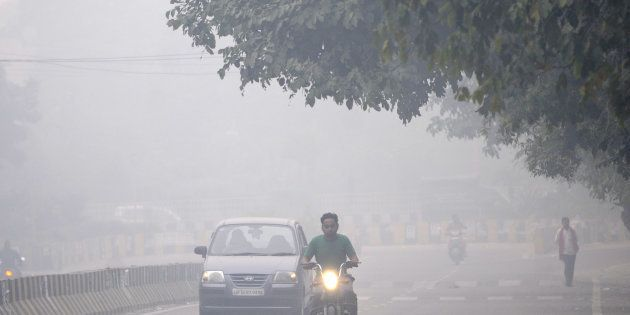 Diwali Aftermath: Delhi Air Pollution Spikes To 'Severe'
