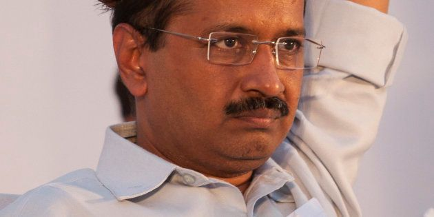 For a second year, Kejriwal has likened Delhi to