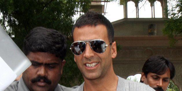 Akshay Kumar in a file