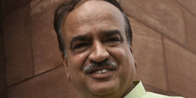 Ananth Kumar in a file
