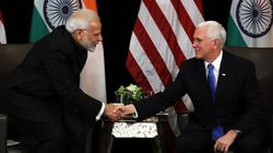 Modi, Mike Pence Have 'Productive Discussion' On Defence And