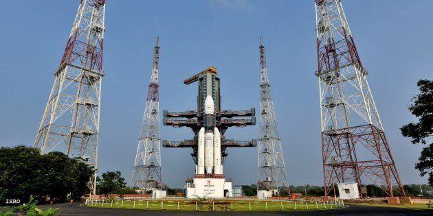 ISRO's rocket