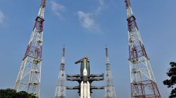 ISRO Launches Communication Satellite GSAT-29 From