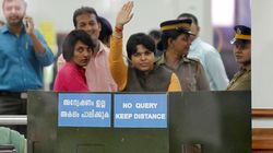 Sabarimala: Trupti Desai Still Stuck In Airport, Says No Question Of Going