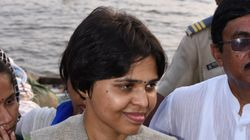 Sabarimala: Trupti Desai Decides To Return To Pune After