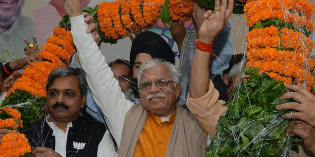 File photo of Manohar Lal