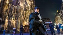 Διαφεύγει ο δράστης επίθεσης στο Σστρασβούργο - Γερμανία και Ελβετία επίσης σε